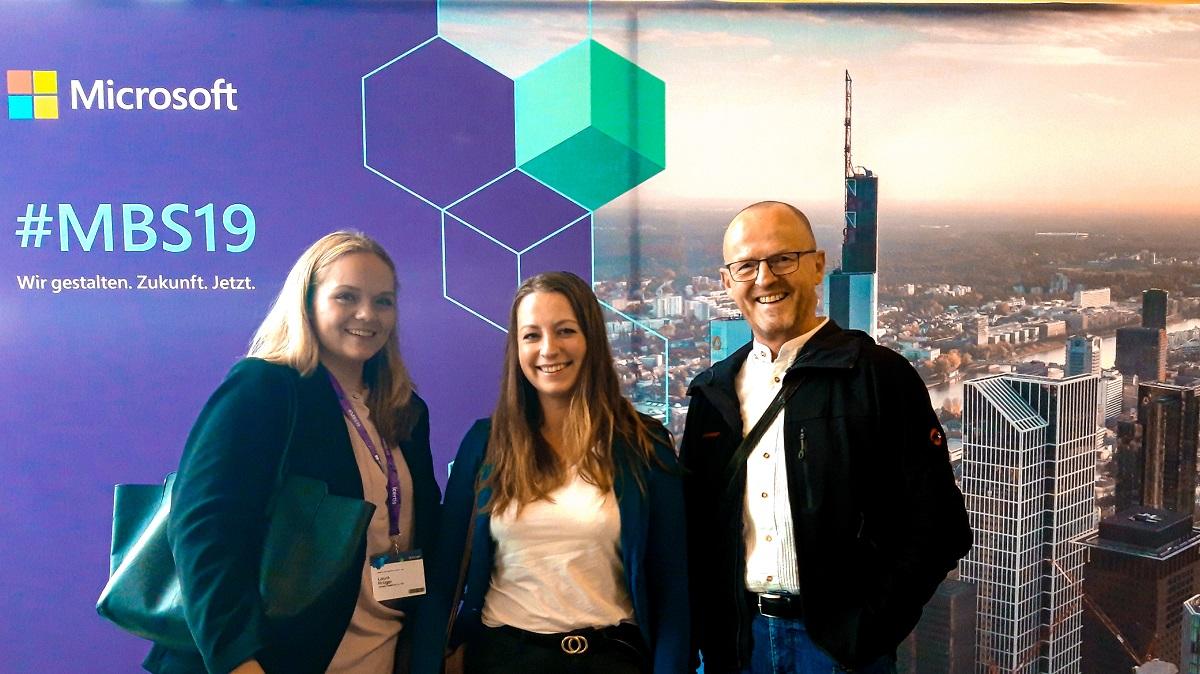 IT Dienstleister Bonn zu Gast bei dem MBS19 Frankfurt