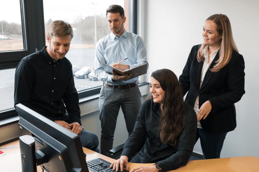 junior-Team bei synalis als IT-Systemhaus Köln Bonn