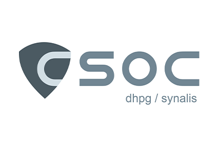 CSOC, Cyber Security Operations Center von synalis & dhpg
