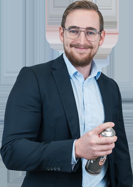 IT Dienstleister ERP Fabian Felten