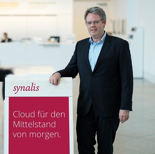 Andreas Lau GF IT Unternehmen synalis Köln Bonn