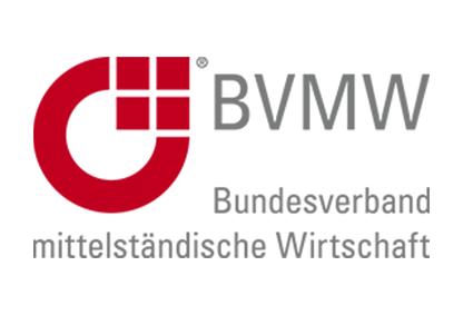 Logo Mitglied beim Bundesverband für mittelständische WIrtschaft bvmw