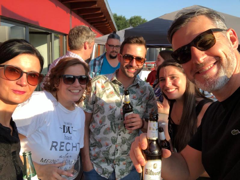 Sommerfest synalis Bonn 2019