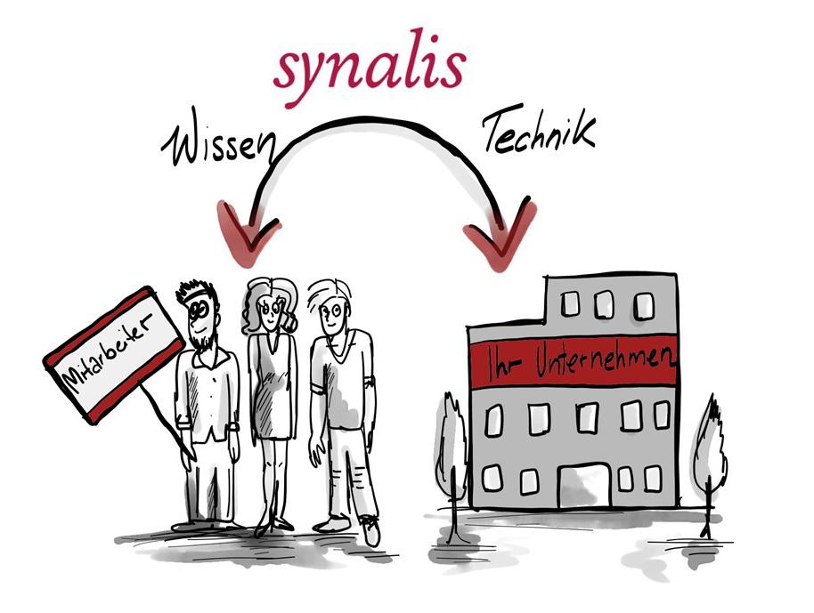Implementierung und Projektumsetzung mit synalis
