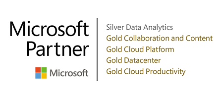 Logo Microsoft Gold Partner Köln Bonn