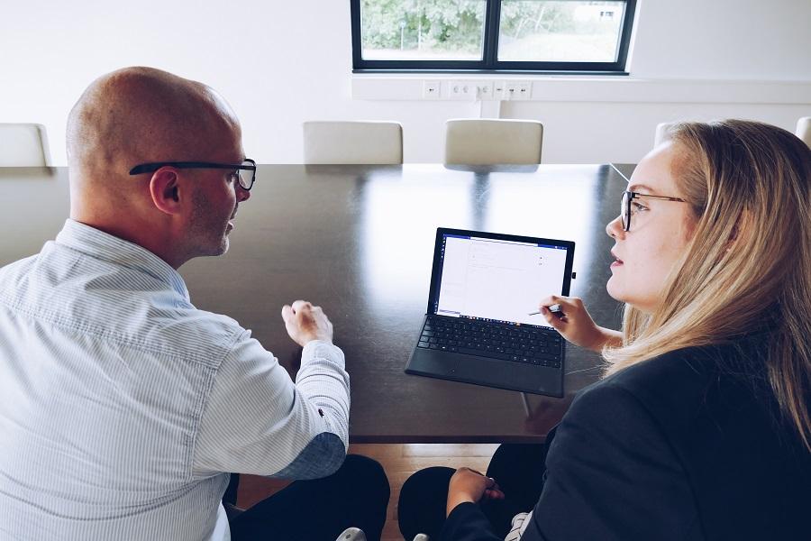 Mitarbeiter schulen in Sachen Digitalisierung