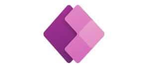 Microsoft Power Apps - Logo