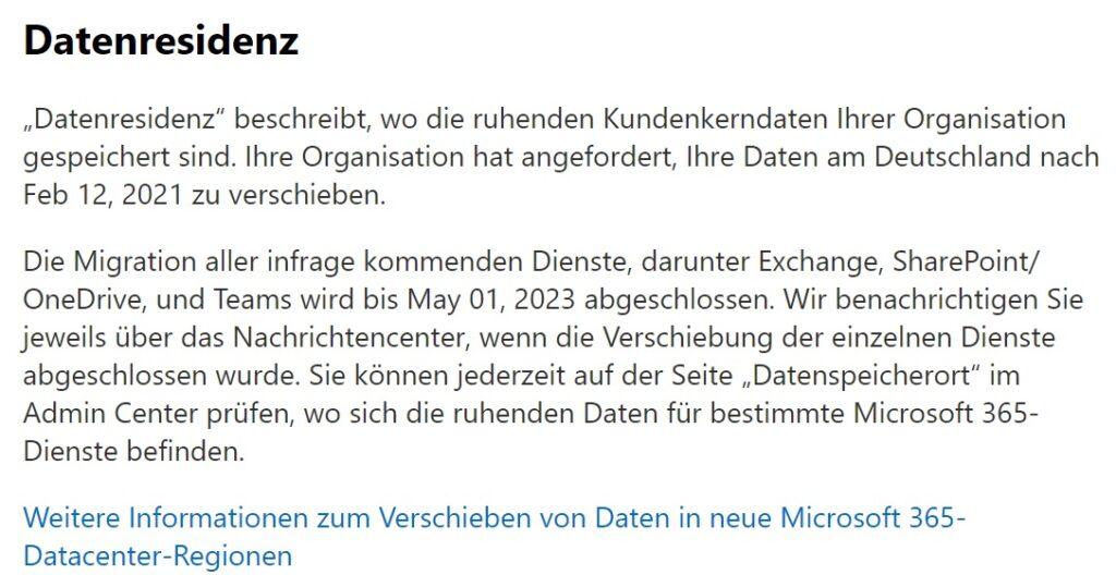 Datenresidenz_Folgemeldung_Deutsche Rechenzentren